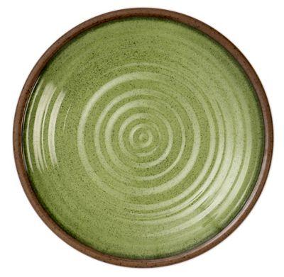 Epicurean Single Sage Green 26.5cm Melamine Dinner Plate