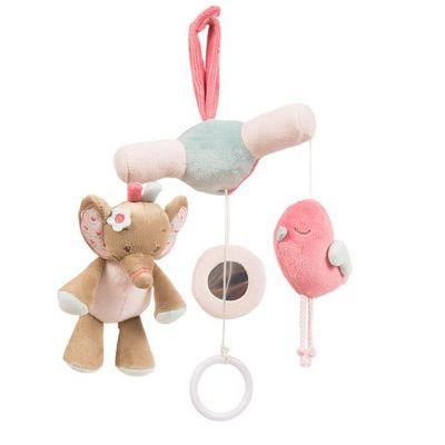 Nattou Mini Baby Cot Mobile - Charlotte and Rose