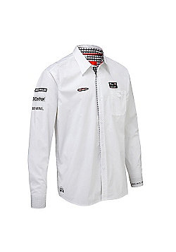 Mini World Rally Team Male Replica Shirt White - Model: MI06WRS - White