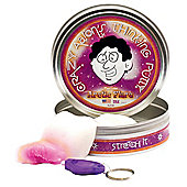 Crazy Aaron's Arctic Flare UV Reactive Phantom Thinking Putty