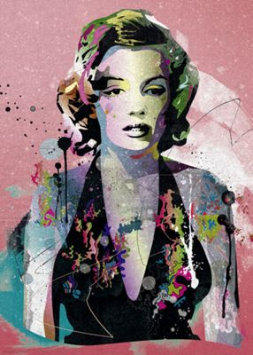 Marilyn - 1000pc Puzzle