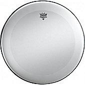 Remo Powerstroke 3 Bass Drum Head Smooth White No Stripe (24in)