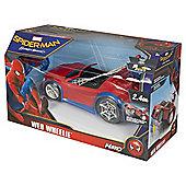 Spider-Man Web Wheelie Radio Control Car