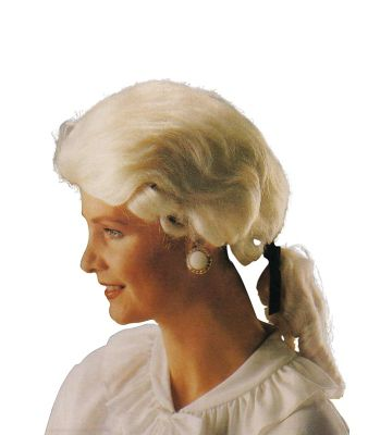 Bristol Novelty - Court Gentleman Wig