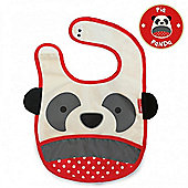 Skip Hop Tuck-Away Zoo Bib - Panda
