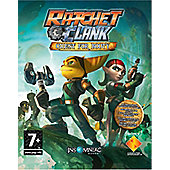 Ratchet Quest For Booty (PS3)