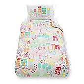 B Baby Bedding Home Single Bed Duvet Set Size single bed