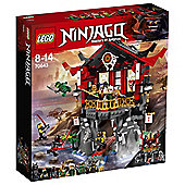 LEGO Ninjago Temple of Resurrection 70643
