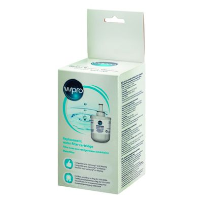 WPRO C00375294 Fridge Water Filter, Fits Various Whirlpool Fridge Freezers