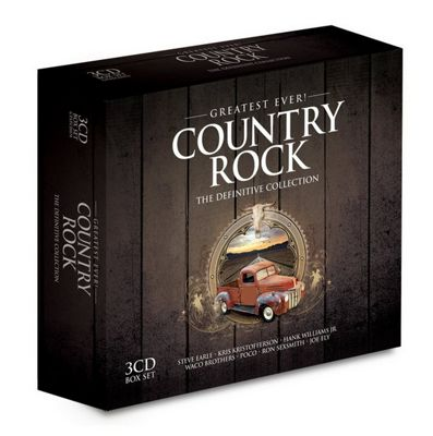 COUNTRY ROCK (3CD)