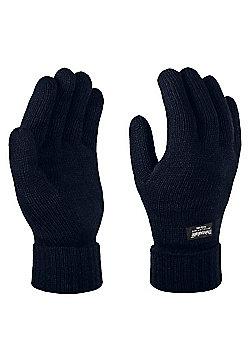 Summit Thinsulate Black Gloves