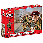 WWII British Paratroops (A02701) 1:32