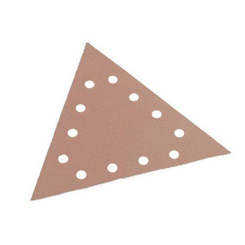 Flex Bammer 349.259 Sanding Paper Velcro Backing Tri Angle To Suit Wst-700vp 150 Grit Pack 25