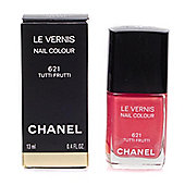 Chanel Le Vernis Pink Salmon Nail Polish 621 Tutti Frutti