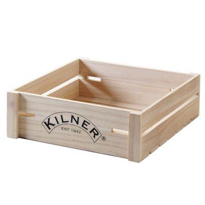Kilner Wooden Crate