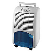Pifco P44013 10L Dehumidifier With Auto Defrost - White