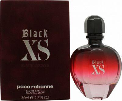 Paco Rabanne Black XS Eau de Parfum (EDP) 80ml Spray For Women