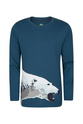 Mountain Warehouse Sb Polar Bear Tee ( Size: 13-14 yrs )