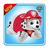 Pillow Pals 18-Inch Paw Patrol Marshall Plush Toy (Red)