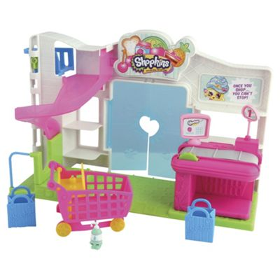 Shopkins Small Mart Supermarket Playset