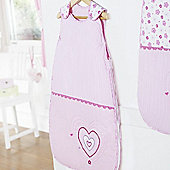 Bed-e-ByesPurfect Pink Sleeping Bag 0-6 months