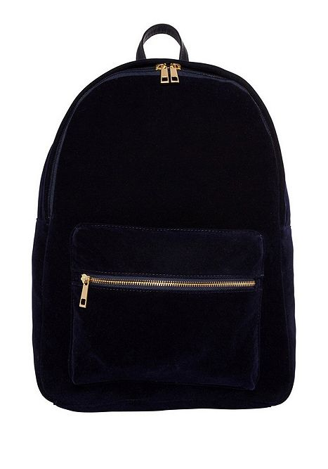 eee717ecee F F Velvet Backpack Catalogue Number  572-4218