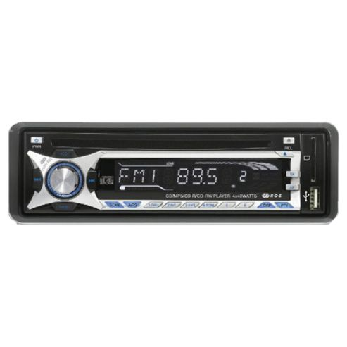 In Phase Sd Card Head Unit Ips-620SD