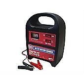 Faithfull Battery Charger 9-112ah 8 Amp 240 Volt