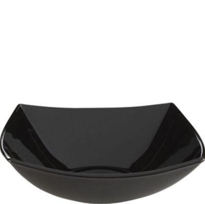 Luminarc Quadrato Square Bowl 16cm Black