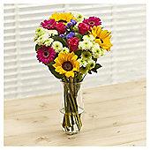 Summer Sunflower Sunshine Bouquet