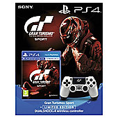 Sony PS4 Official Dualshock 4 Controller- GT Sport Edition with GT Sport