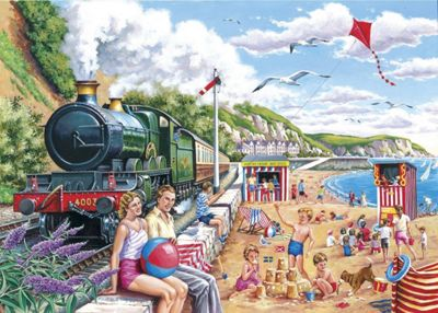 Seaside Special - Extra Large Puzzle