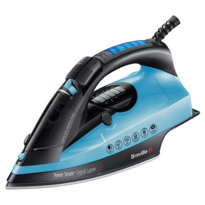 Breville VIN239 Steam Iron 2400W Digital