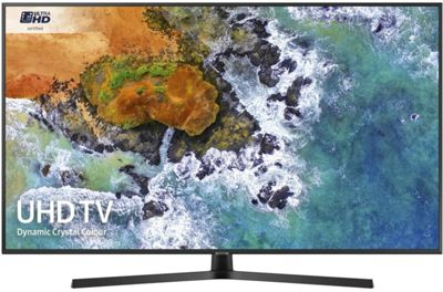 Samsung 43 Inch NU7400 4K Ultra HD certified Smart HDR with Dynamic Crystal Colour TV