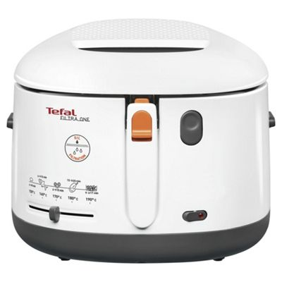 Tefal Filtra One Deep Fat Fryer - White