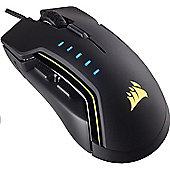Corsair Gaming Glaive RGB Gaming Optical Mouse - Black