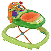 Chicco Walky Talky Baby Walker, Green