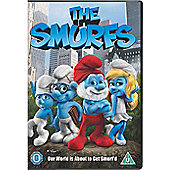 The Smurfs (DVD)