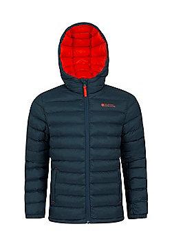 Mountain Warehouse Seasons Boys Padded Jacket - Blue