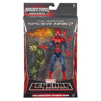 Spider-Man Legends - 15cm Amazing Spider-Man 2 Figure