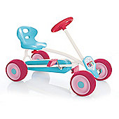 Hauck Turbo Mini Go-Kart - Pink