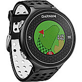 Garmin Approach S6│GPS Rangefinder Golf Watch│41000+ Worldwide Golf Courses│Black
