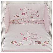 Tesco Bunny Cot Bumper Set