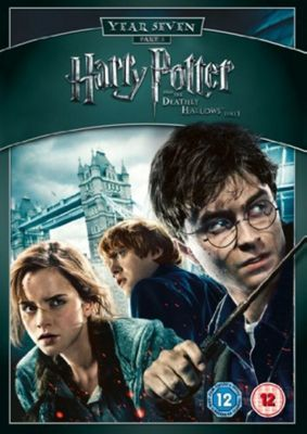Harry Potter And The Deathly Hallows Part 1 (DVD)