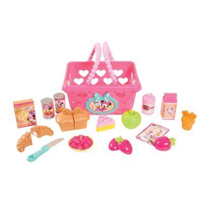 Minnie's Happy Helpers Shopping Basket