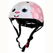 Kiddimoto Helmet - Bunny - Medium