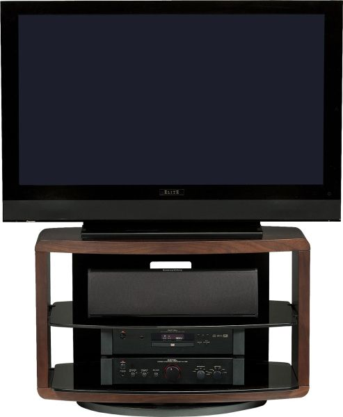 BDI Chocolate Walnut TV Unit Up To 42 inch TVs
