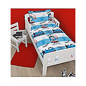 Thomas the Tank Engine Adventure 4 in 1 Junior Rotary Bedding Bundle