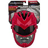 Power Rangers Movie FX Red Ranger Mask