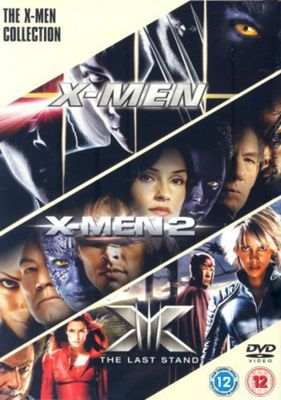X-Men Triple - X-Men/X-Men 2/X-Men 3: The Last Stand (DVD Boxset)
